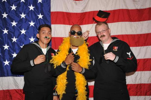 MCB Photography Marine Corps. Ball PhotoBooth photos
