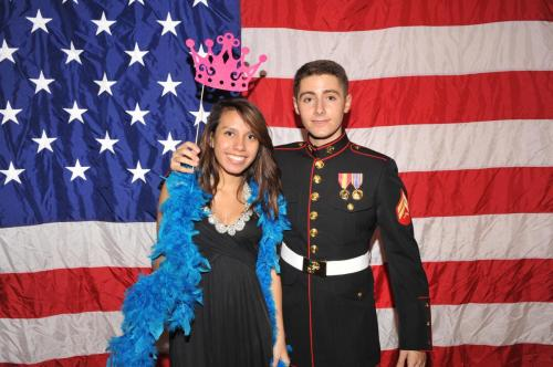 MCB Photo Marine Corps. Photo Booth