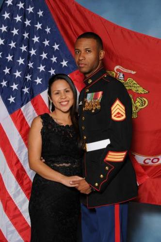 MCB Photography Formal Marine Corps Ball event photo